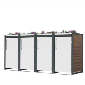 Mülltonnenbox Carl-042