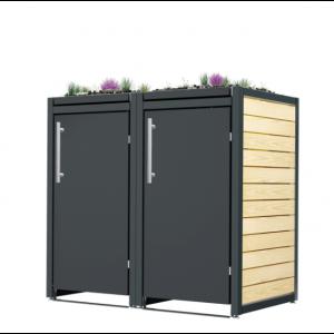 Mülltonnenbox Carl-043