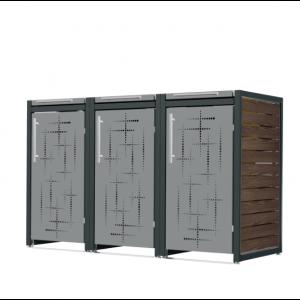 Mülltonnenbox Carl-044