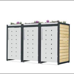 Mülltonnenbox Carl-047