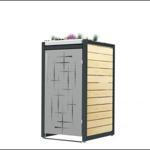 Mülltonnenbox Carl-048