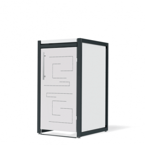 Mülltonnenbox Carl-064