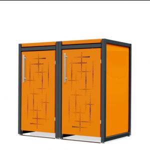 Mülltonnenbox Carl-068