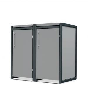 Mülltonnenbox Carl-074