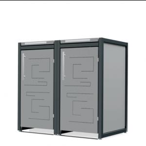 Mülltonnenbox Carl-075