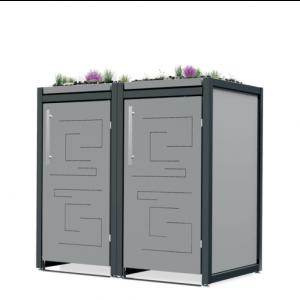 Mülltonnenbox Carl-076