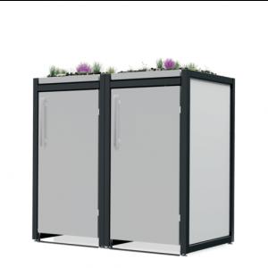 Mülltonnenbox Carl-077