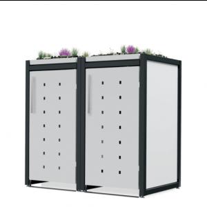 Mülltonnenbox Carl-078