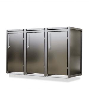 Mülltonnenbox Carl-080