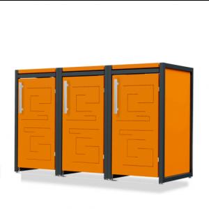 Mülltonnenbox Carl-082
