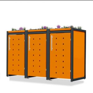 Mülltonnenbox Carl-083