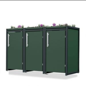 Mülltonnenbox Carl-084