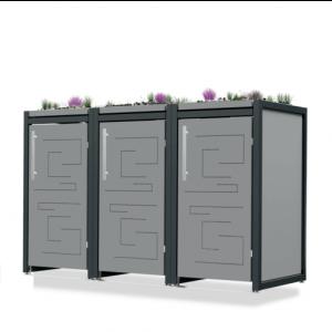 Mülltonnenbox Carl-089