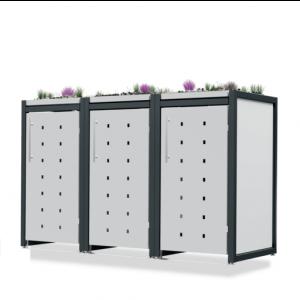 Mülltonnenbox Carl-090