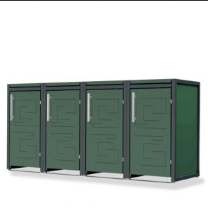 Mülltonnenbox Carl-096