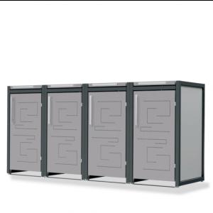 Mülltonnenbox Carl-102