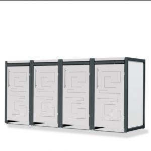 Mülltonnenbox Carl-104