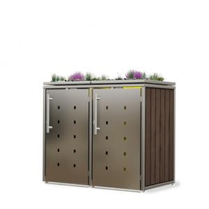 Mülltonnenbox Max-028