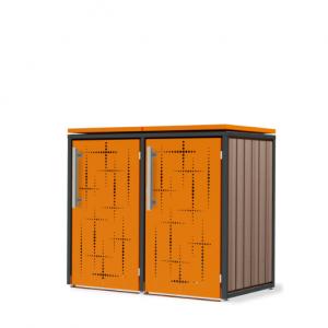 Mülltonnenbox Max-029
