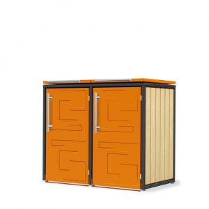 Mülltonnenbox Max-030