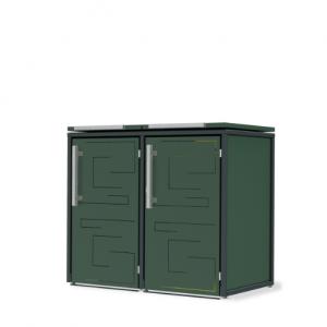 Mülltonnenbox Max-033