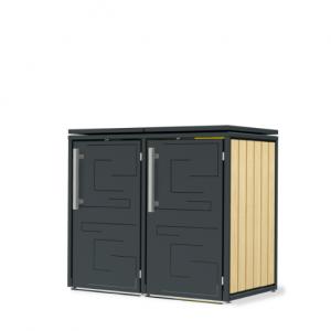 Mülltonnenbox Max-035