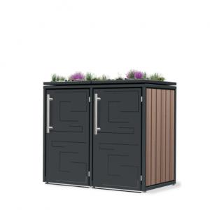Mülltonnenbox Max-040