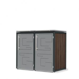 Mülltonnenbox T3-042