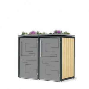 Mülltonnenbox Max-043