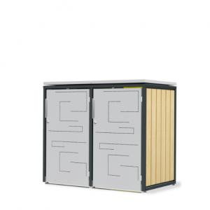 Mülltonnenbox T3-044