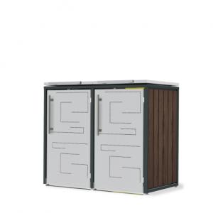 Mülltonnenbox T3-045