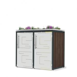 Mülltonnenbox T3-049