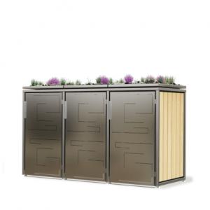 Mülltonnenbox T3-053