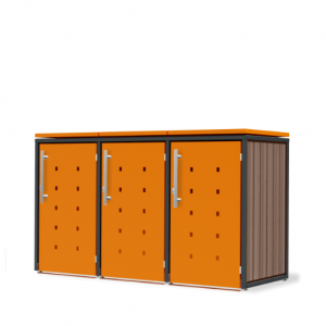 Mülltonnenbox Max-054