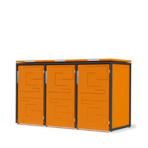 Mülltonnenbox Max-055