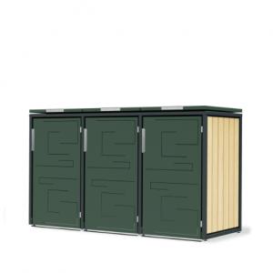 Mülltonnenbox Max-058