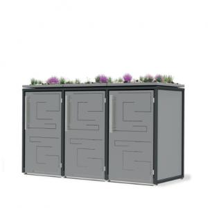 Mülltonnenbox Max-068