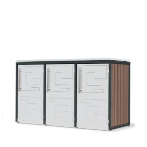 Mülltonnenbox T3-072