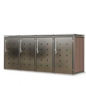 Mülltonnenbox Max-077