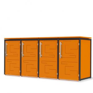 Mülltonnenbox Max-079