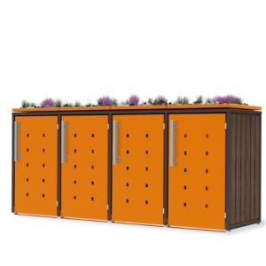 Mülltonnenbox Max-081