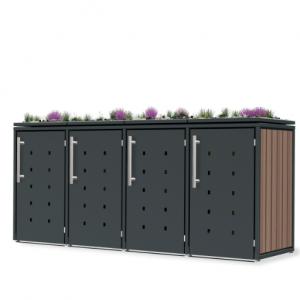 Mülltonnenbox Max-087