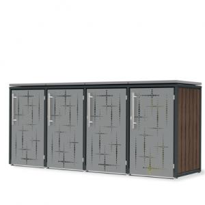 Mülltonnenbox T3-091