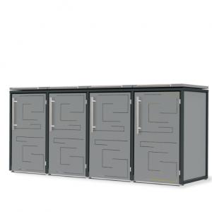 Mülltonnenbox T3-092