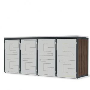 Mülltonnenbox T3-094