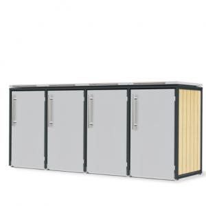 Mülltonnenbox T3-095