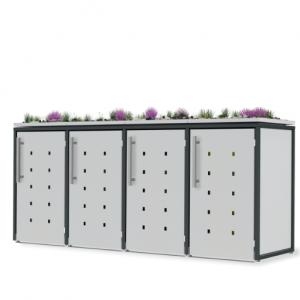 Mülltonnenbox T3-096
