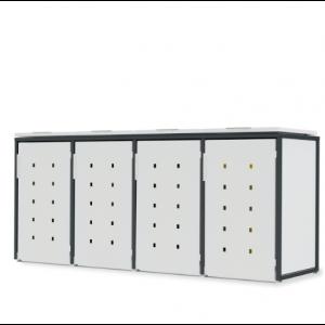 Mülltonnenbox T3-098