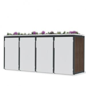 Mülltonnenbox Max-099